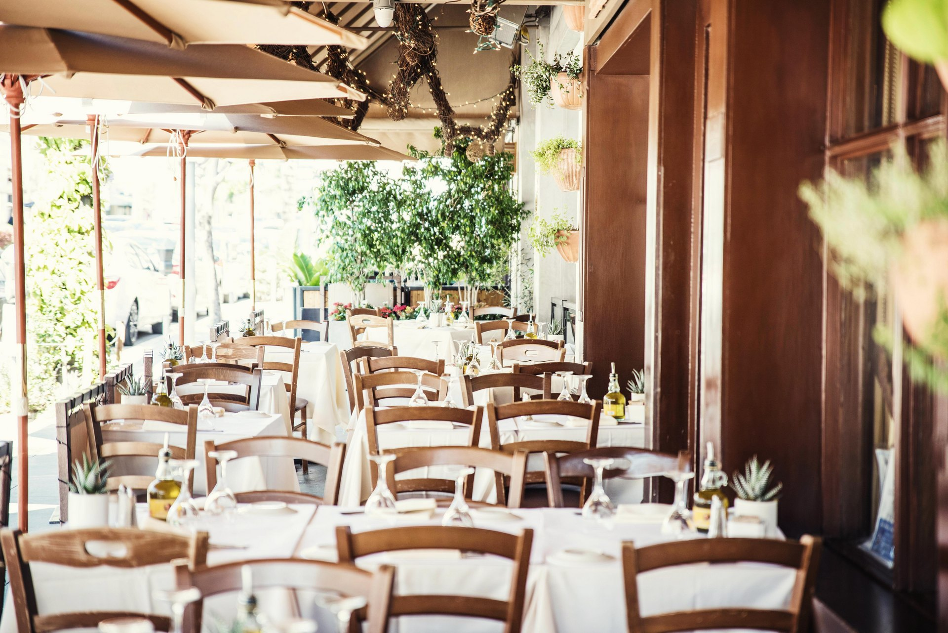 Il Pastaio Restaurant | Outside Patio-611959885
