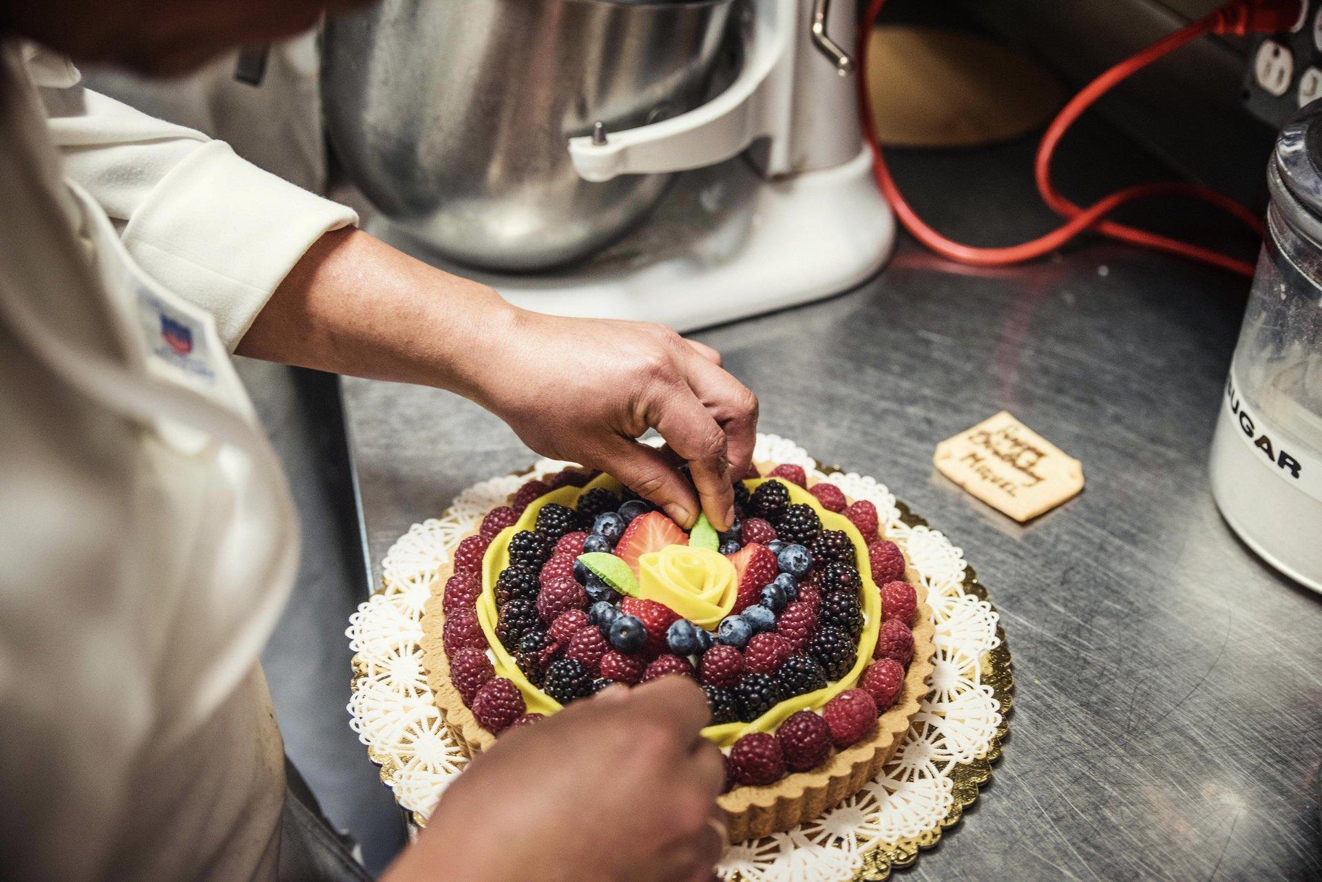 Il Pastaio Restaurant | Desert Preparation-1139436430