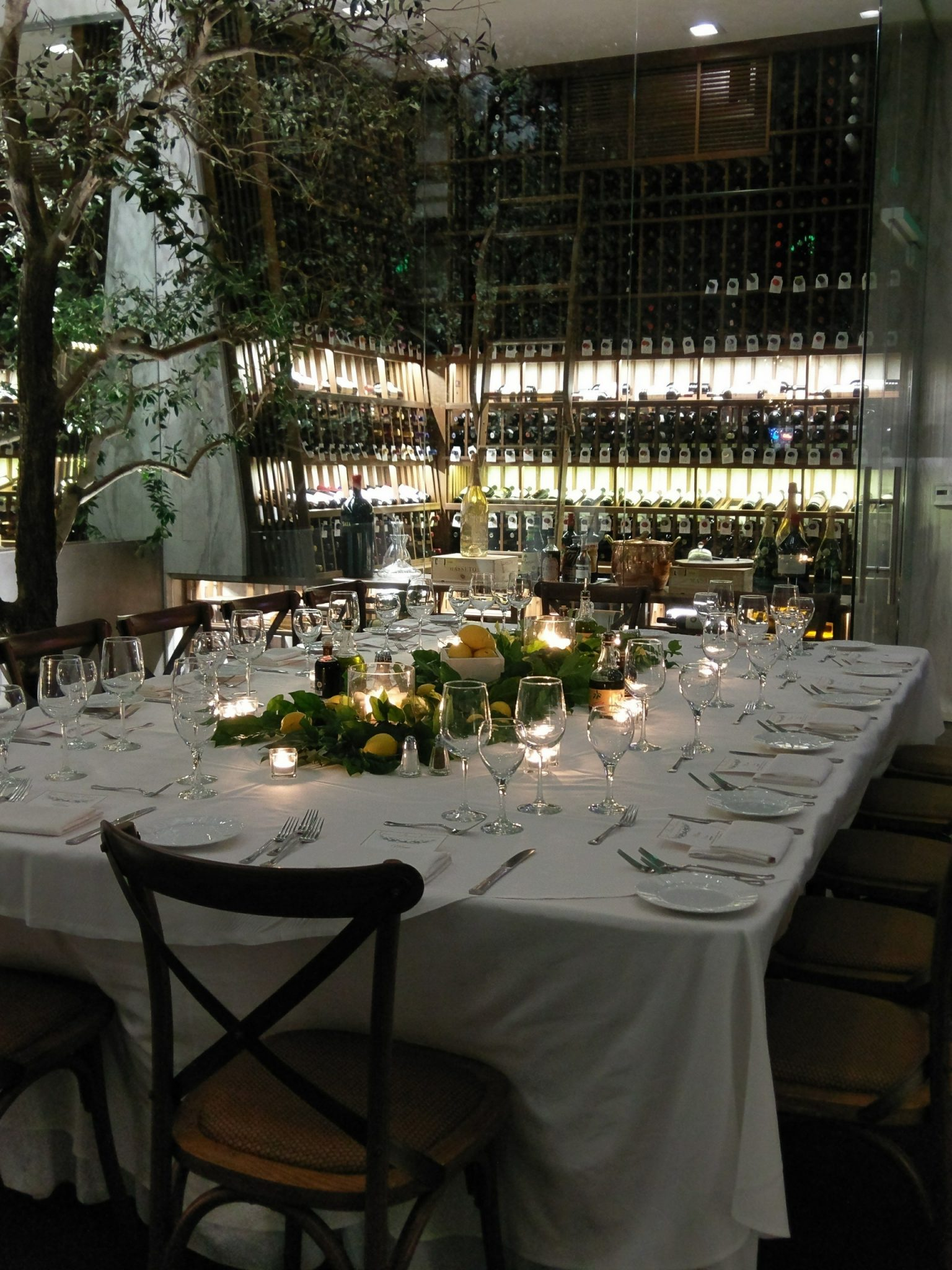 Il Pastaio Restaurant | Private Dining Events-1775214057