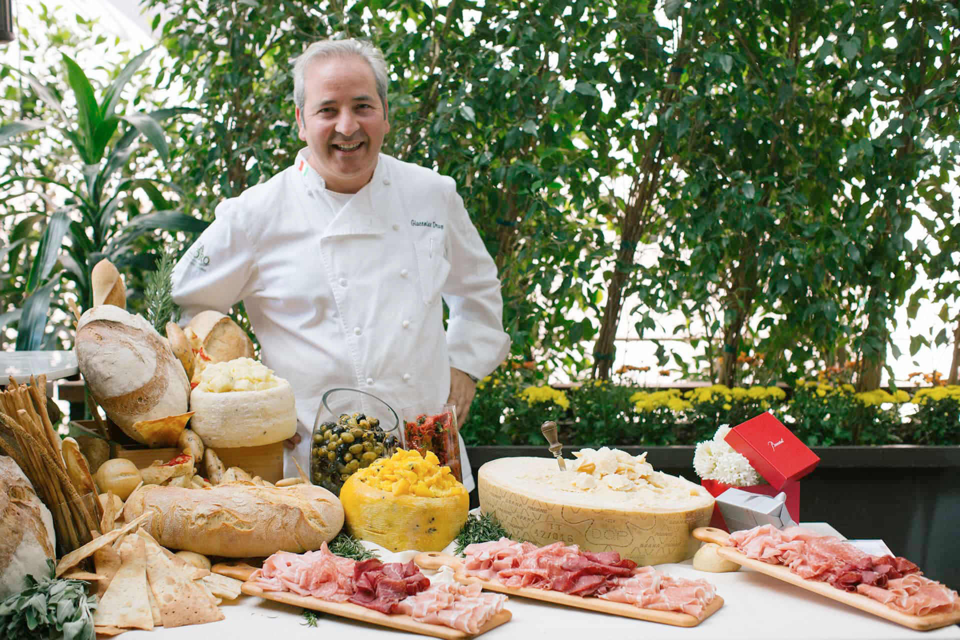 Giacomino Drago | Catering Events